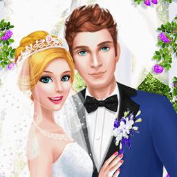 芭比梦幻婚礼派对