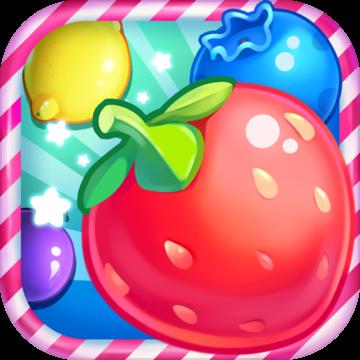 粉碎水果传奇红包版