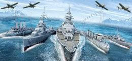 关于海军战斗的游戏
